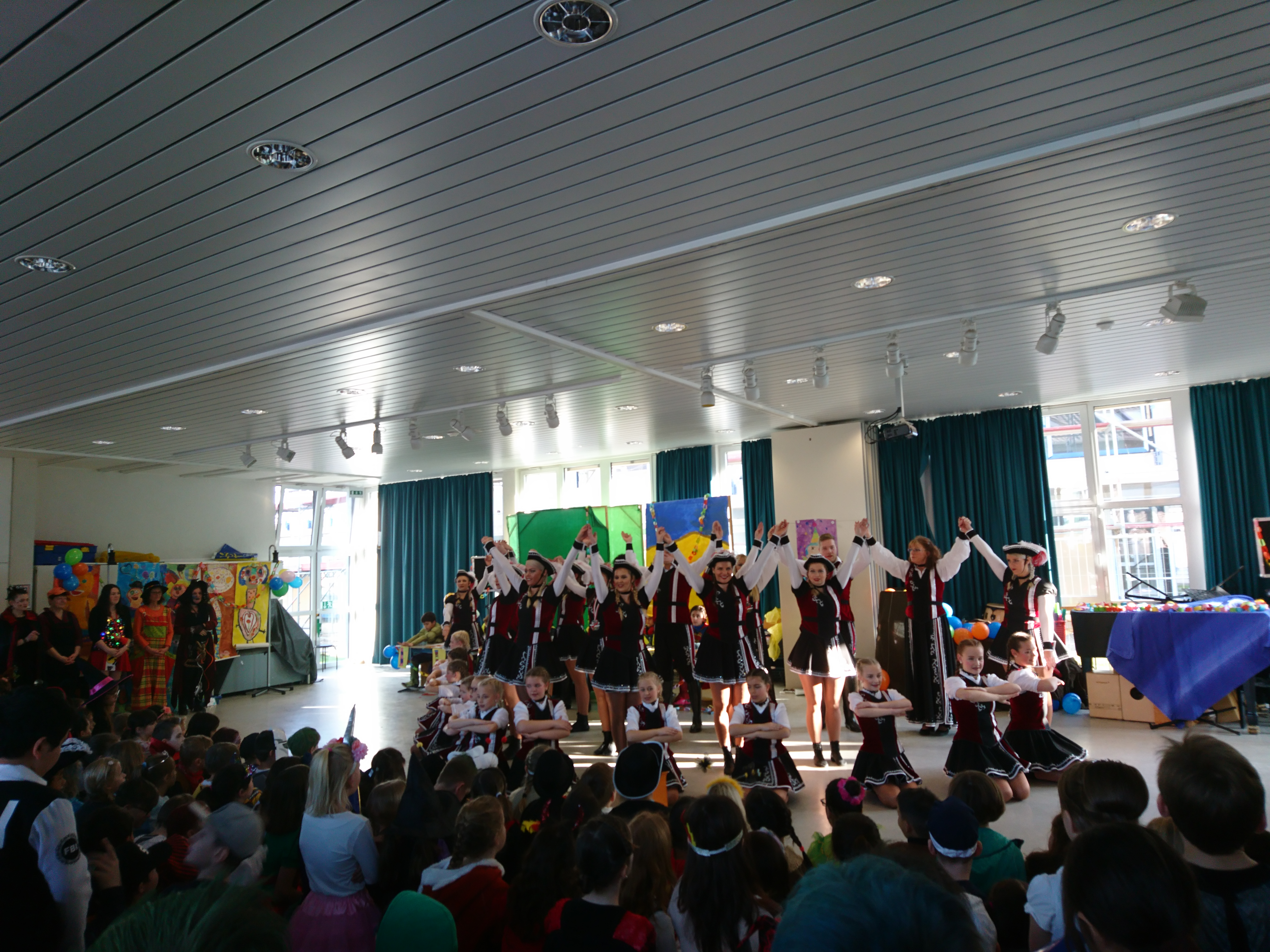 Read more about the article Karneval und Kamelle