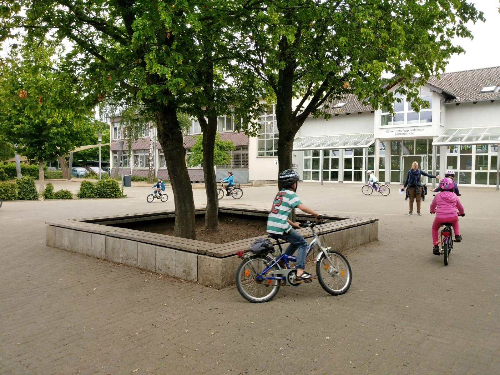 Read more about the article Fit auf dem Fahrrad