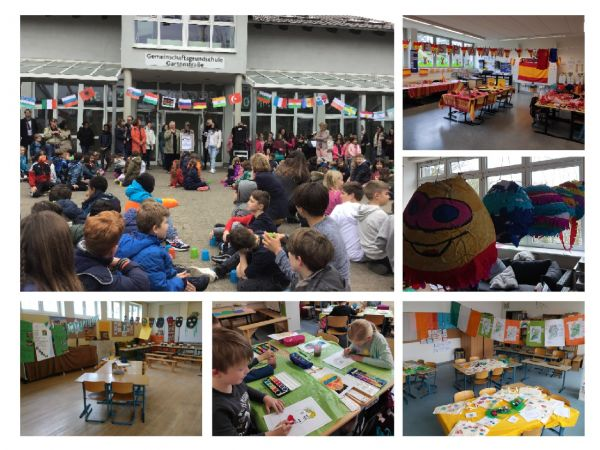 Read more about the article Unser buntes Schulfest