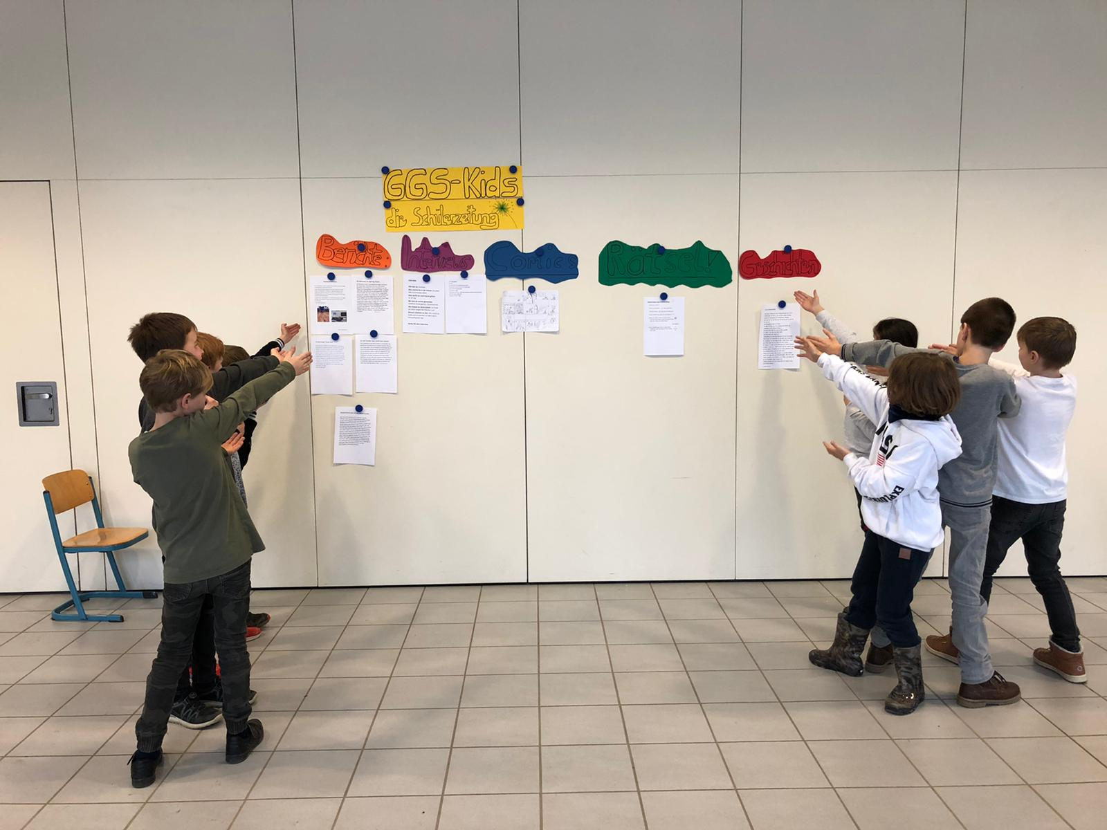 GGS Kids – unsere Schülerzeitung