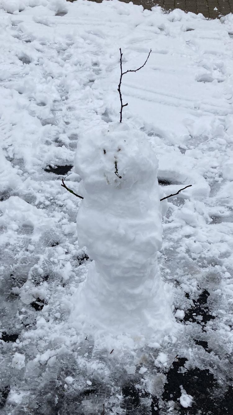 Read more about the article Grüße aus dem Schnee